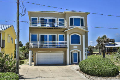 New Smyrna Beach Single Family Home For Sale: 6560 S Atlantic Avenue