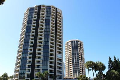 Daytona Beach Shores Condo/Townhouse For Sale: 1 Oceans W Boulevard #22A6