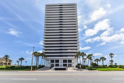 Daytona Beach Condo/Townhouse For Sale: 2200 N Atlantic Avenue #502