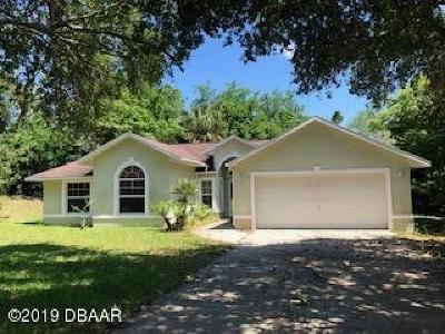 Single Family Home For Sale: 18 Lake Walden Trail