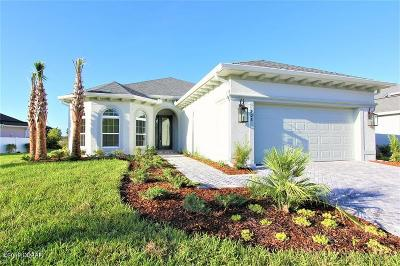 Palm Coast Plantation Single Family Home For Sale: 208 Heron Drive