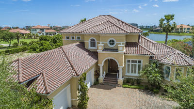 Palm Coast Single Family Home For Sale: 7 E Oak View Circle