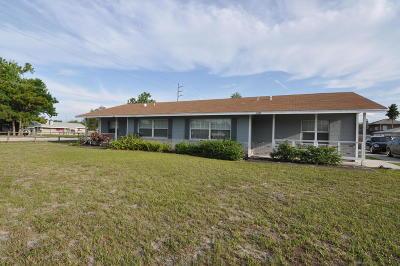 Port Orange Multi Family Home For Sale: 5800 Spruce Creek Road