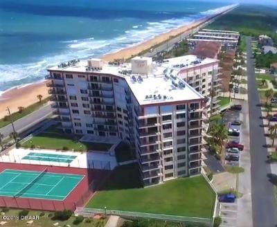 Flagler Beach Condo/Townhouse For Sale: 3600 S Ocean Shore Boulevard #111