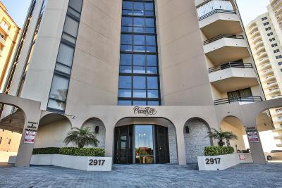 Daytona Beach Shores Condo/Townhouse For Sale: 2917 S Atlantic Avenue #1102