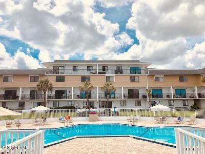 Flagler Beach Condo/Townhouse For Sale: 3500 S Ocean Shore Boulevard #221