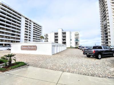 Daytona Beach Shores Rental For Rent: 3747 S Atlantic Avenue #206