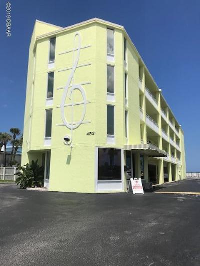 Ormond Beach Condo/Townhouse For Sale: 453 S Atlantic Avenue #2080