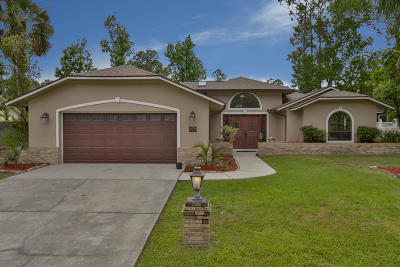 Palm Coast Single Family Home For Sale: 18 Woodhollow Lane