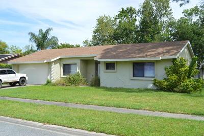 Daytona Beach Single Family Home For Sale: 109 Fairfax Drive