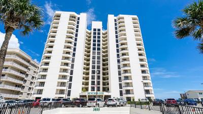 Daytona Beach Shores Condo/Townhouse For Sale: 3855 S Atlantic Avenue #601