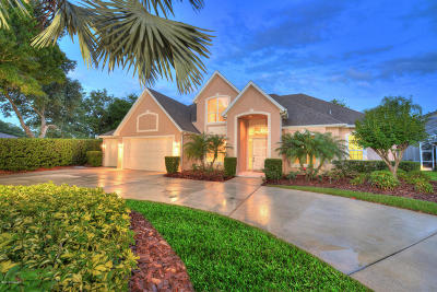 Port Orange Single Family Home For Sale: 1854 Seclusion Drive