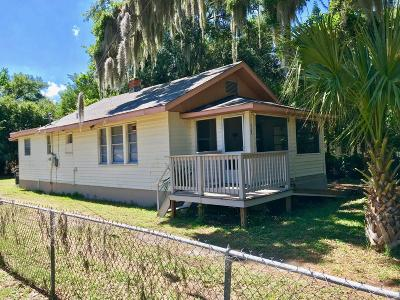 Daytona Beach Single Family Home For Sale: 322 Reva Street