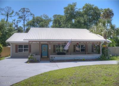New Smyrna Beach Single Family Home For Sale: 728 Neal Street