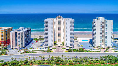 Daytona Beach Shores Condo/Townhouse For Sale: 2937 S Atlantic Avenue #908