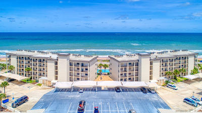 Ormond Beach Condo/Townhouse For Sale: 2700 Ocean Shore Boulevard #516