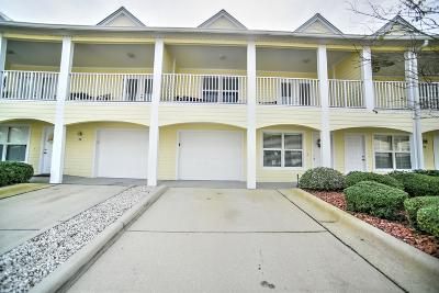 Ormond Beach Condo/Townhouse For Sale: 74 Vining Court #C