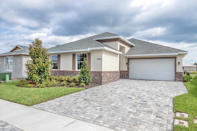Venetian Bay Single Family Home For Sale: 3083 Borassus Lot 23 Drive