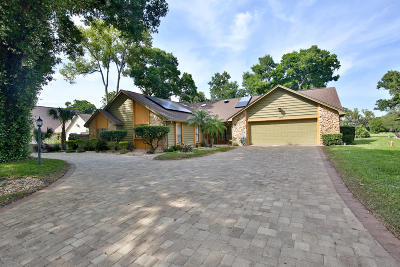 Volusia County Single Family Home For Sale: 16 Eagle Court