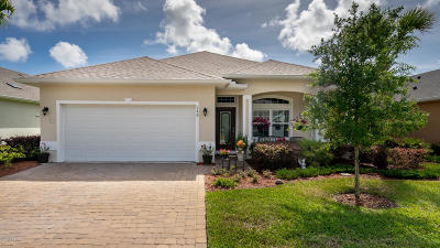 Palm Coast Single Family Home For Sale: 140 Park Place Circle