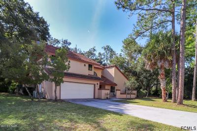 Palm Coast Single Family Home For Sale: 56 Wellwater Drive