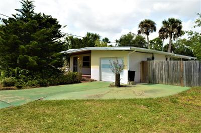 Volusia County Single Family Home For Sale: 628 N Duss Street