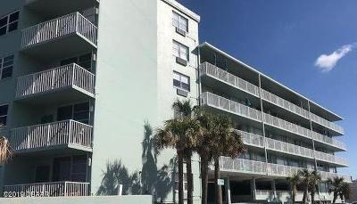 Daytona Beach Condo/Townhouse For Sale: 800 N Atlantic Avenue #320
