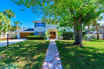 Ormond Beach Single Family Home For Sale: 22 Sandcastle Drive