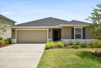 Ormond Beach Single Family Home For Sale: 142 Pergola Place