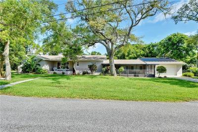 Daytona Beach Single Family Home For Sale: 3 Sunset Terrace