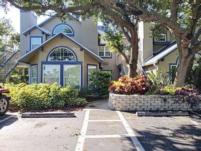 New Smyrna Beach Condo/Townhouse For Sale: 871 Windover Court #53-B