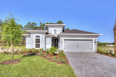 Plantation Bay Single Family Home For Sale: 812 Creekwood Drive