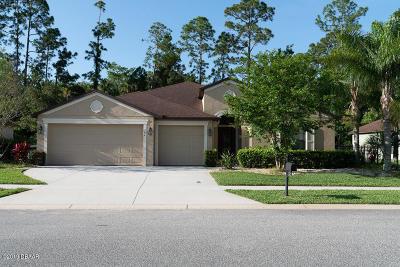 Daytona Beach Single Family Home For Sale: 184 Tuscany Bend Street