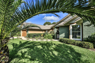 Ponce Inlet Single Family Home For Sale: 2 Marsh Court