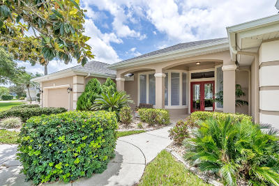 Volusia County Single Family Home For Sale: 6017 Sanctuary Garden Boulevard