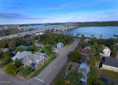 New Smyrna Beach Single Family Home For Sale: 415 Magnolia Street