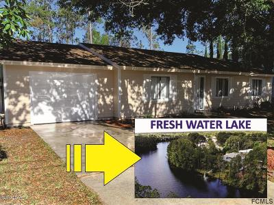 Palm Coast Single Family Home For Sale: 40 Boulder Rock Drive