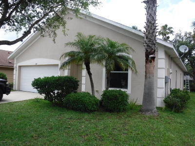 Volusia County Rental For Rent: 108 Herring Gull Court