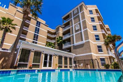 Daytona Beach Shores Condo/Townhouse For Sale: 2855 S Atlantic Avenue #104