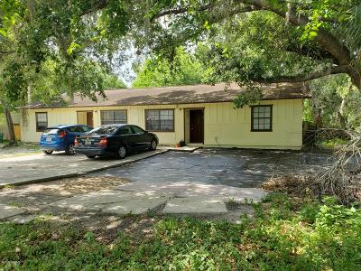 Holly Hill Multi Family Home For Sale: 612 3rd Street