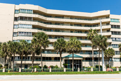 Ponce Inlet Condo/Townhouse For Sale: 4525 S Atlantic Avenue #1506