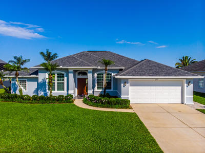 Pelican Bay, Ashton Lakes, Cypress Head, Sabal Creek, Sanctuary On Spruce Creek, Spruce Creek Fly In, Villages Of Royal Palm, Waters Edge Single Family Home For Sale: 1833 Forough Circle