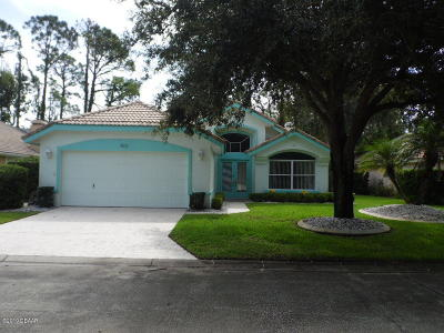 Ormond Beach Single Family Home For Sale: 403 Seabrook Road
