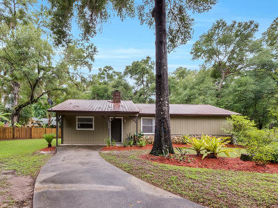 Deland  Single Family Home For Sale: 3500 Jerathan Drive