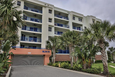 New Smyrna Beach Condo/Townhouse For Sale: 5300 S Atlantic Avenue #18505