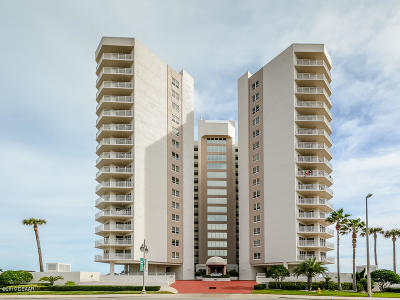 Daytona Beach Shores Condo/Townhouse For Sale: 2967 S Atlantic Avenue #1101