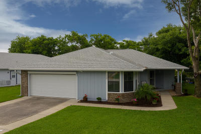 Port Orange Single Family Home For Sale: 100 Underbrush Trail