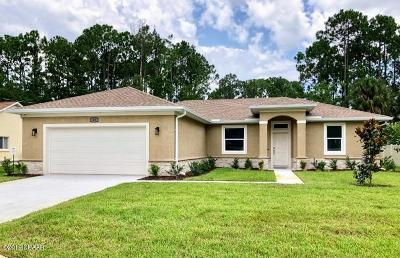 Palm Coast Single Family Home For Sale: 49 Barkwood Lane