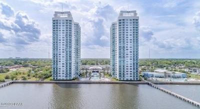 Volusia County Condo/Townhouse For Sale: 231 Riverside Drive #604-1