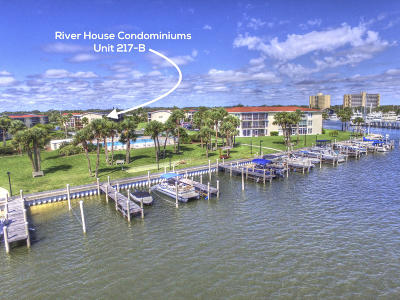 Volusia County Condo/Townhouse For Sale: 719 S Beach Street #2170
